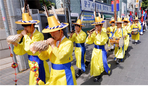 2018 경상감영풍속재연행사 사진1