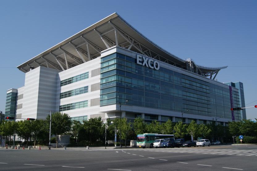 대구전시컨벤션센터(EXCO)3