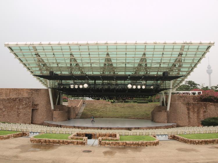코오롱야외음악당