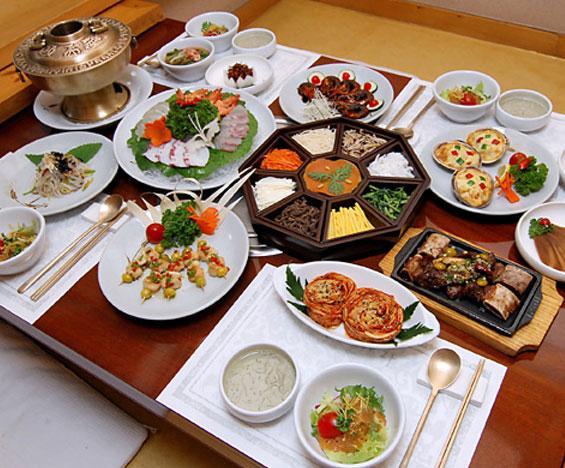 阿萨达拉韩餐厅