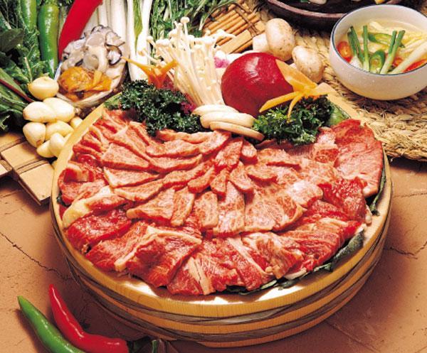 Champum Hanwoo, Yong Ji Bong(Genuine Korean Beef) Restuarant