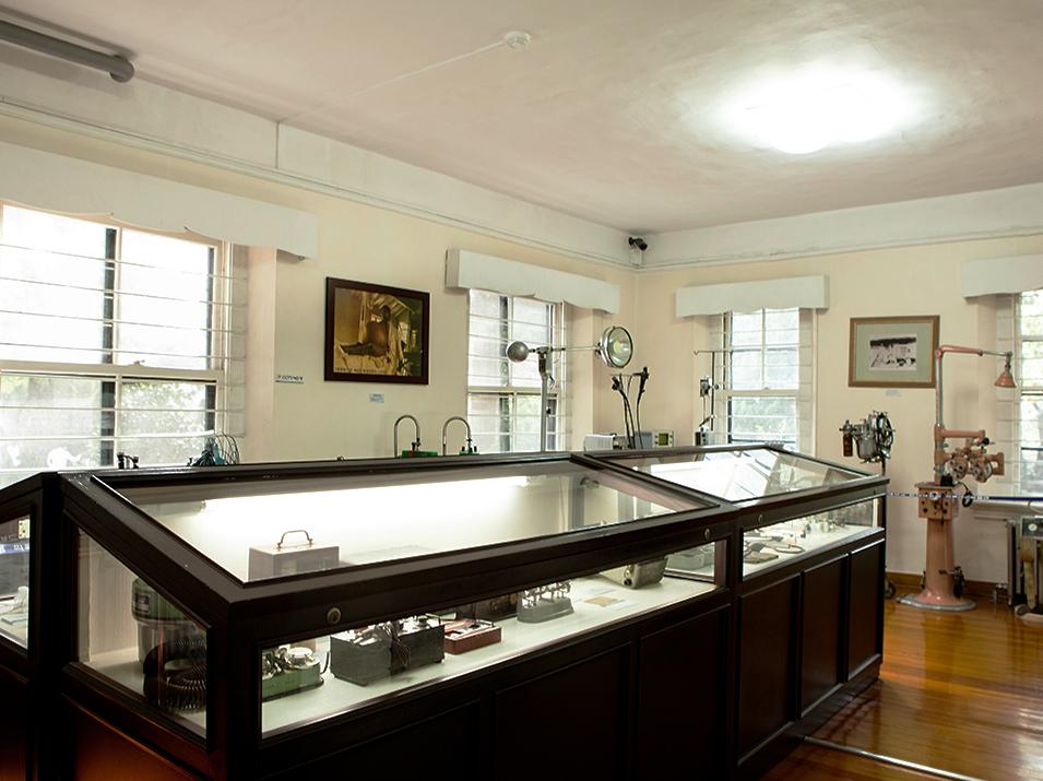 동산의료원 의료선교 박물관