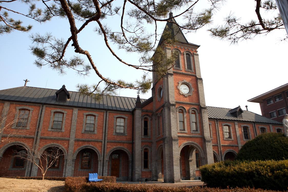 남산동 가톨릭타운