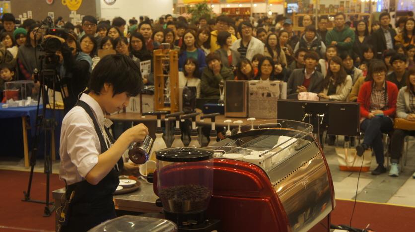대구 커피 & 카페 박람회