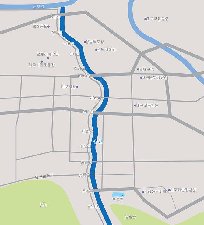 Sincheon Stream