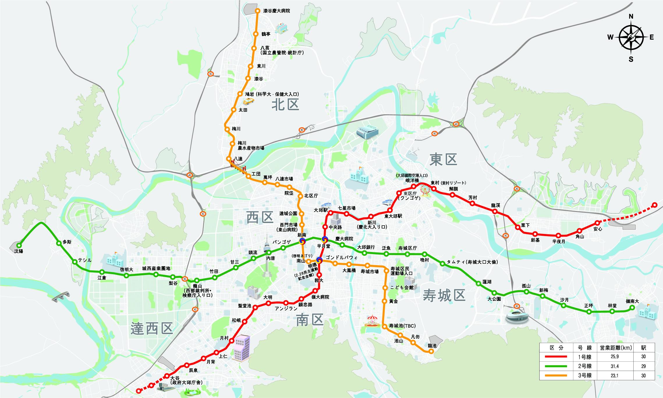 忠清圏広域鉄道