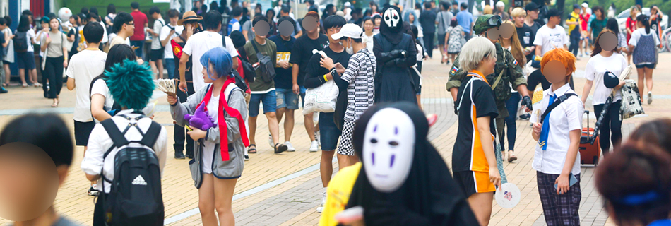 부천국제만화축제 사진