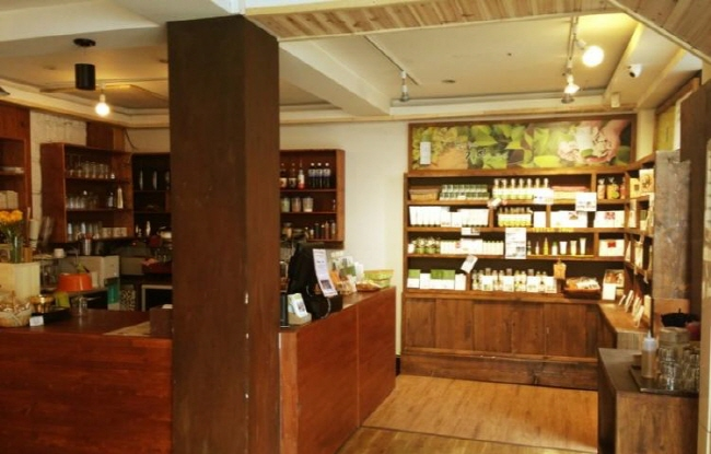 Experience of making oriental medicine cosmetic