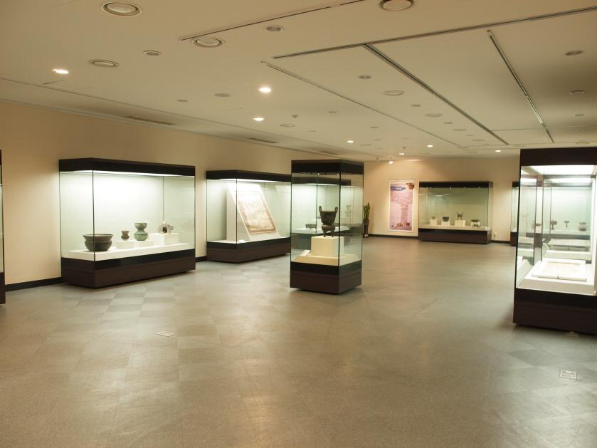 啟明大學行素博物館
