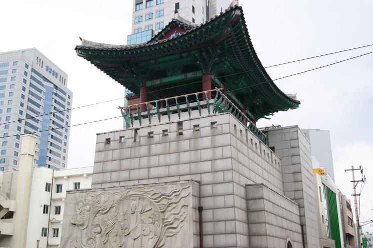 Gwandeokjeong Martyrs's Memorial