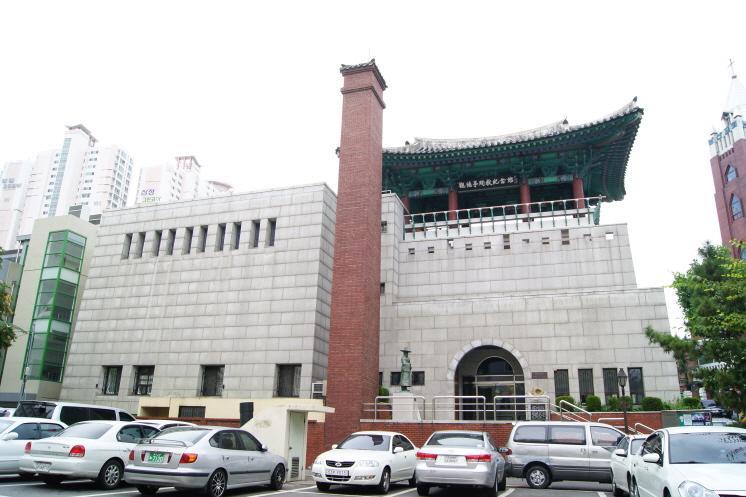 관덕정 순교 기념관4