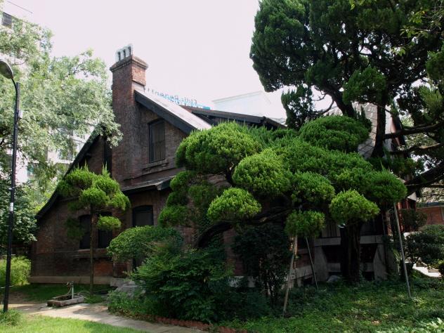 東山医療院の医療宣教博物館