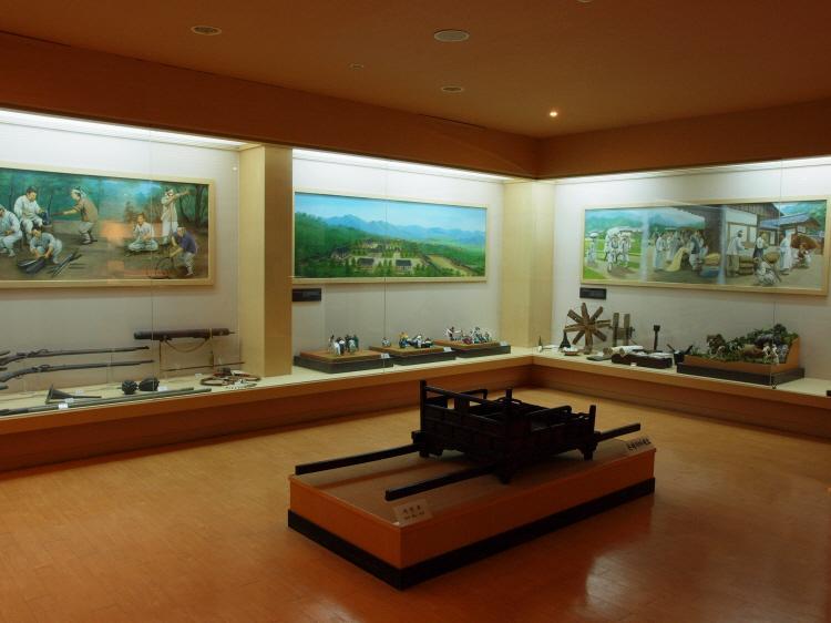 월곡역사 박물관1