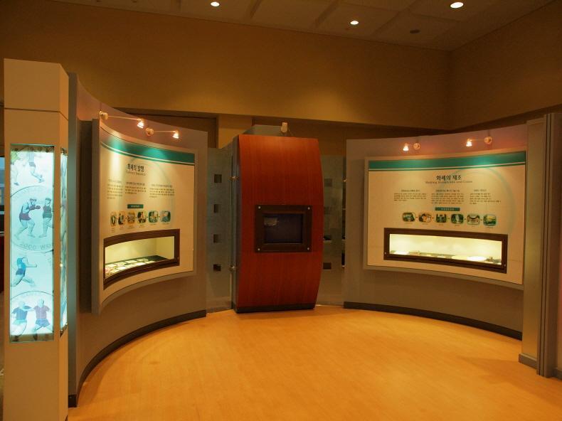 韩国银行货币展示馆