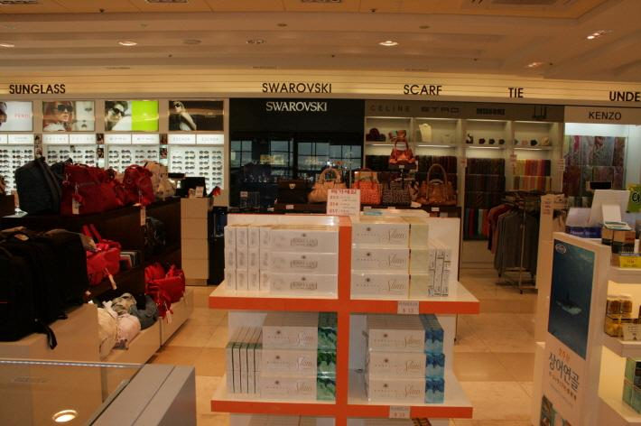 Daegu Airport Duty-free Shop