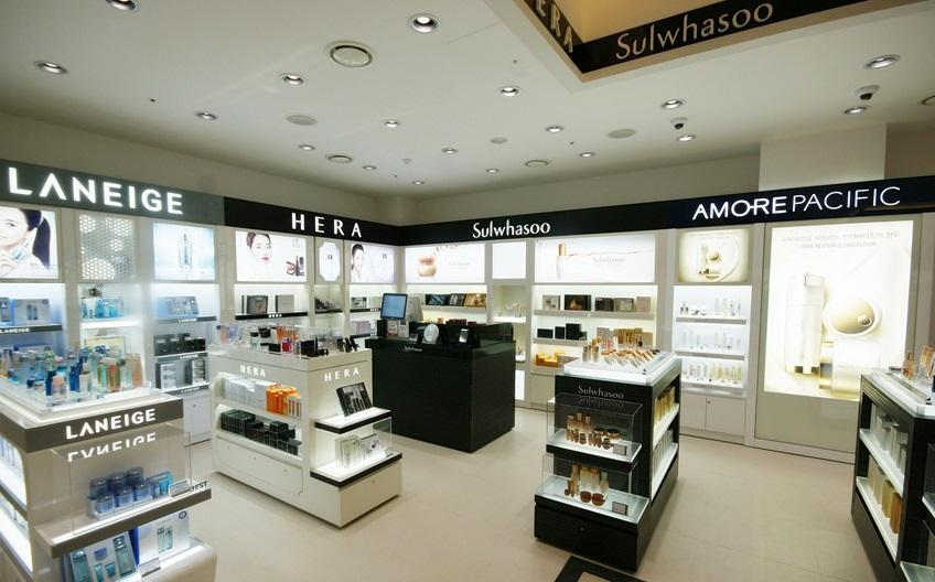 Daegu Grand Hotel Duty-free Shop
