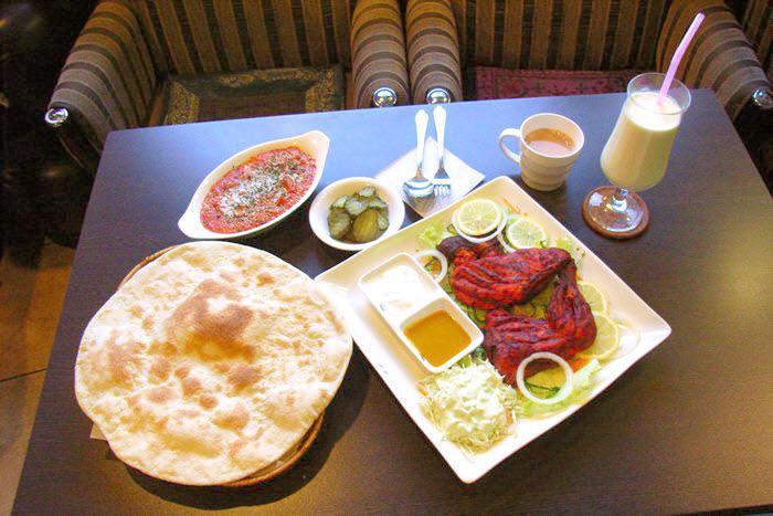 India Wandering Restaurant