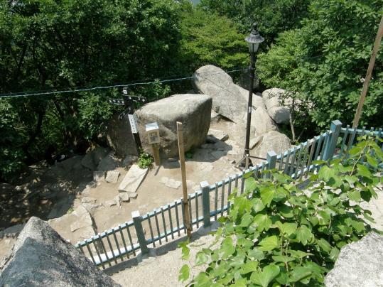 Gatbawi Stone Buddha
