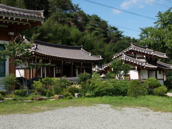 Nokdongseowon Confucian School