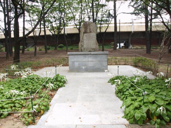Major McGaw Memorial