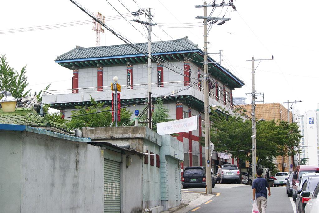 Bohyeonsa Temple