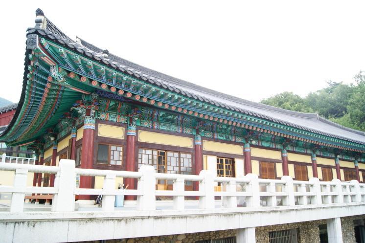 Buinsa Temple