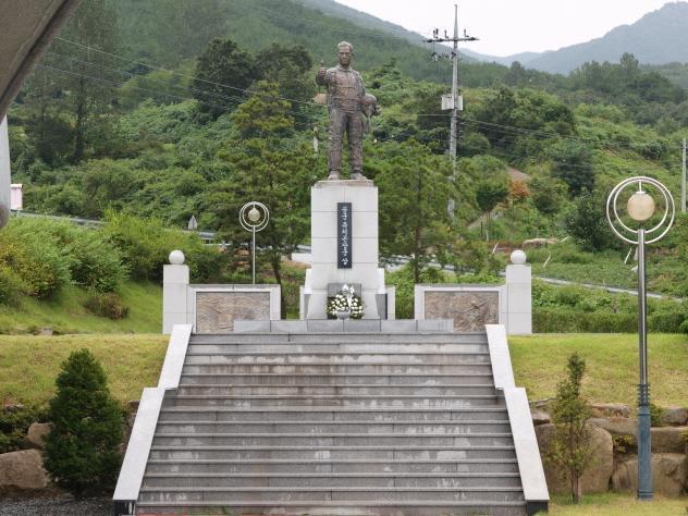 俞致坤將軍護國紀念館