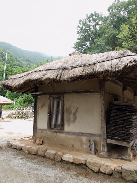 趙吉芳家屋