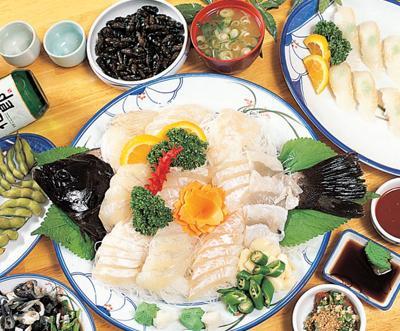 Hyangsong Jukmae Restaurant