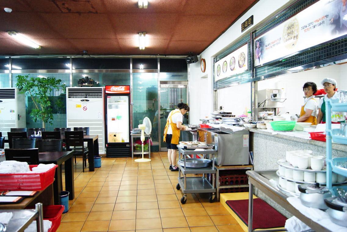 Originator of Park Soseon Granny Sea Eel Soup Restaurant.