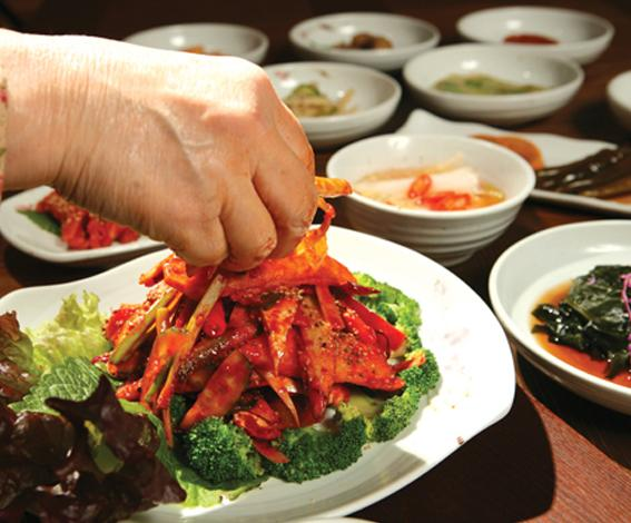 Baekbok Suban Restaurant