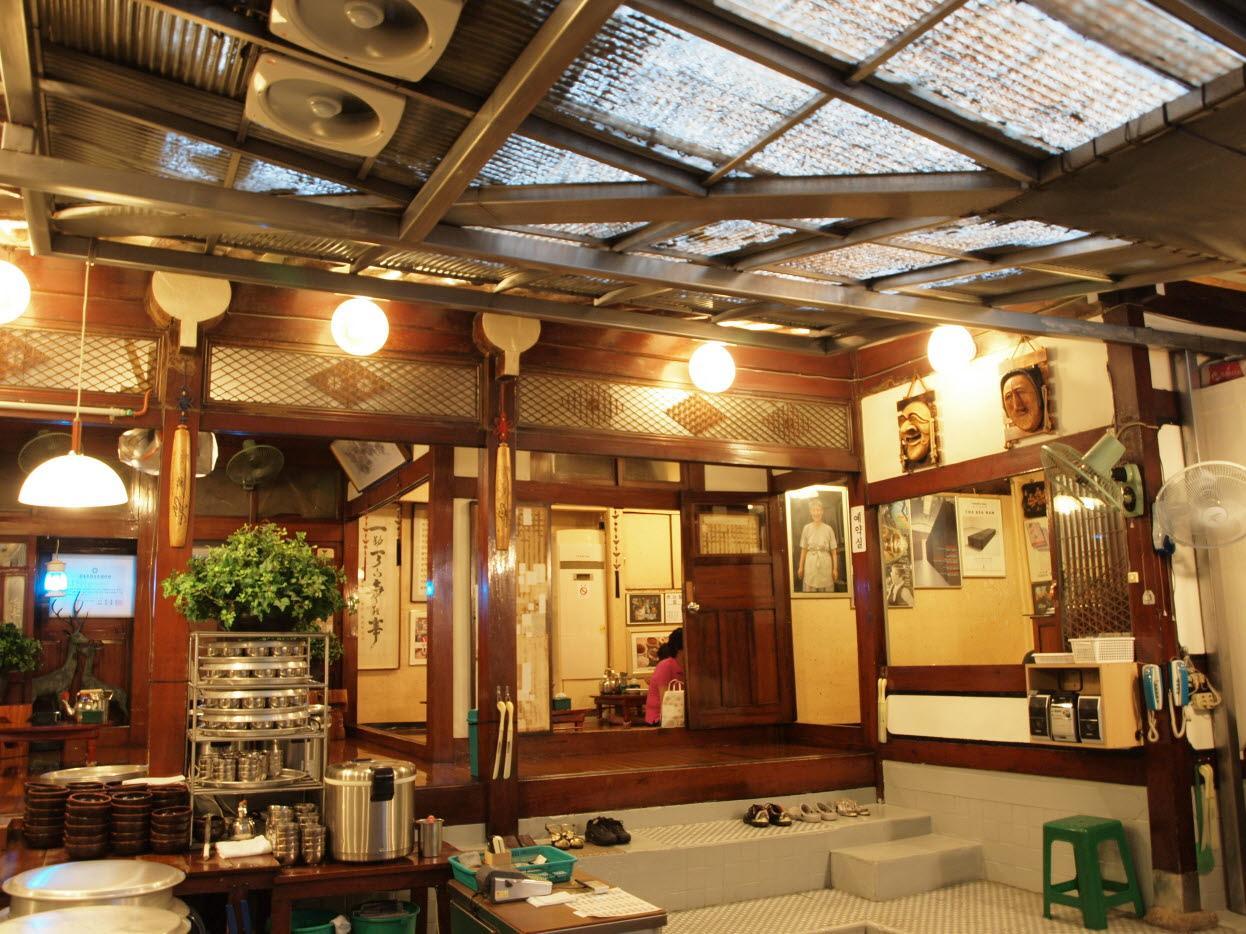 Sangju Restaurant