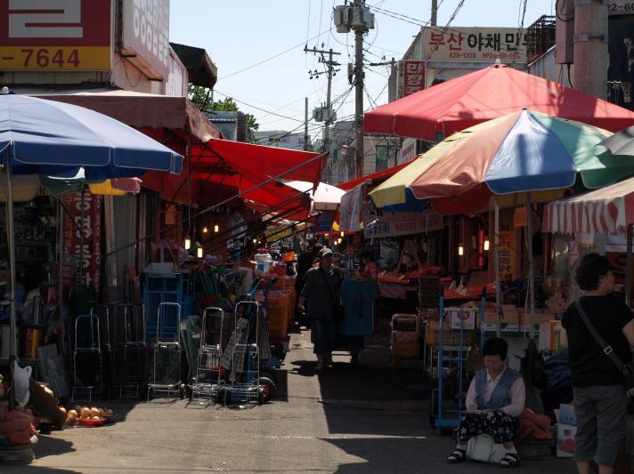 Chilseong Market