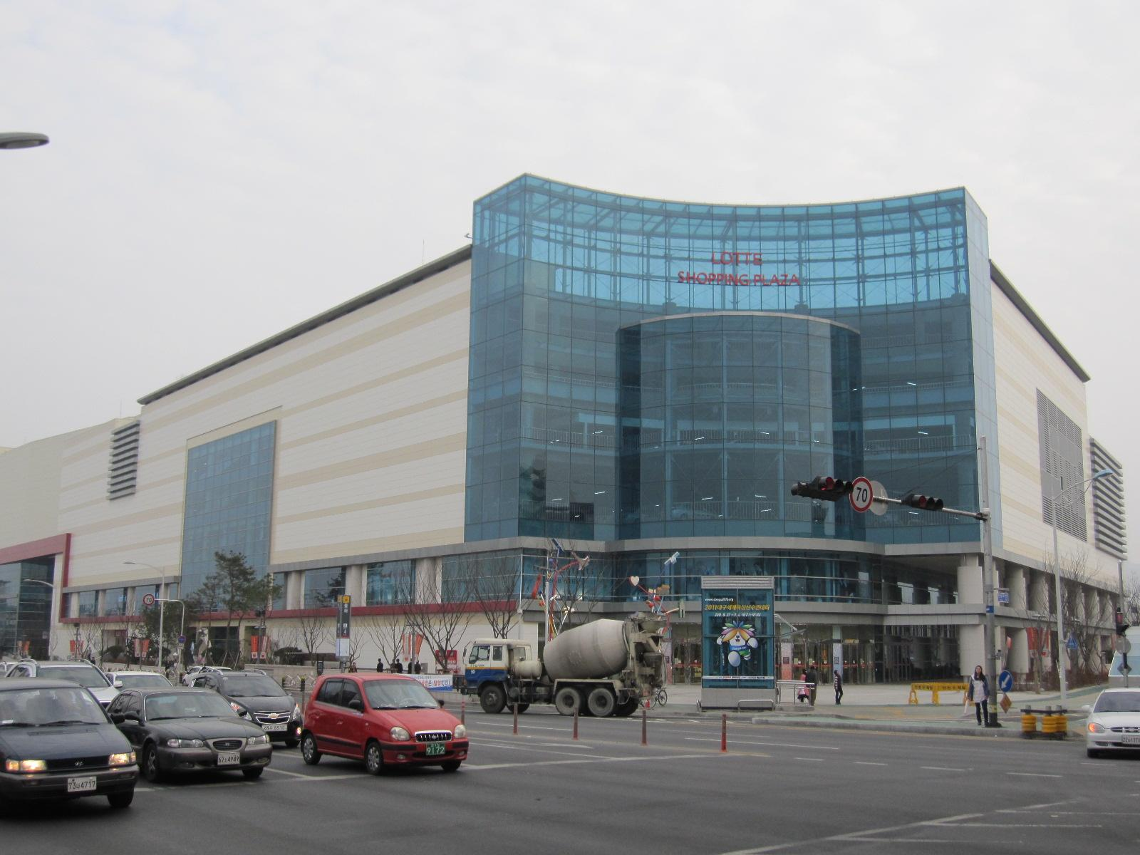 Lotte Outlets, Daegu Yulha Branch