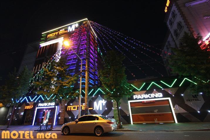 M Plus Motel