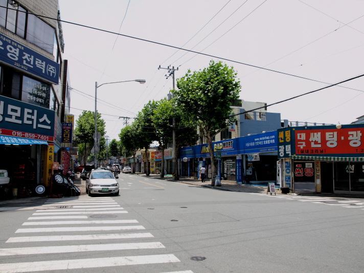 Automobile Parts Street
