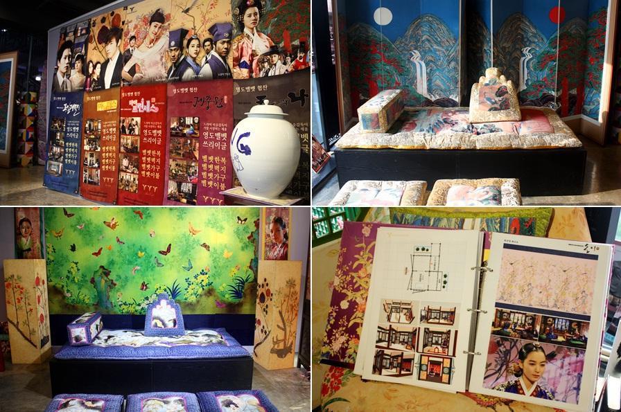 天鵝絨畫廊觀覽和體驗
