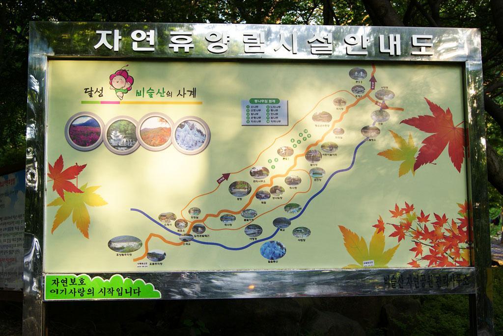 비슬산자연휴양림 2
