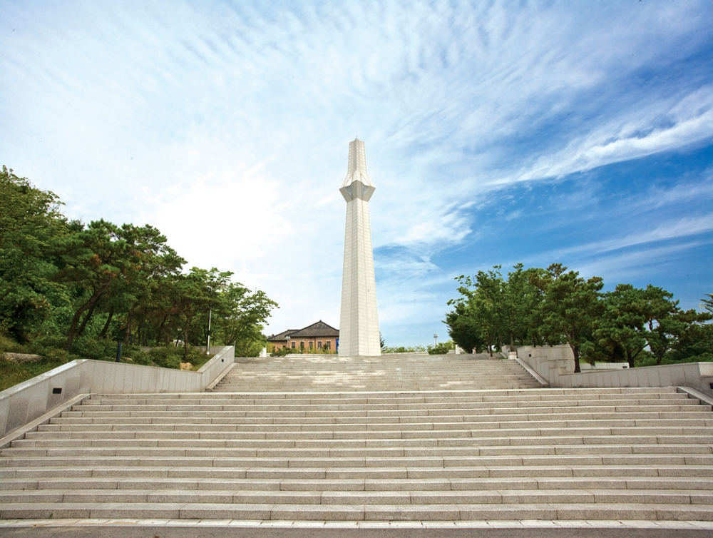 Anti-Japanese Independence Movement Memorial Monument