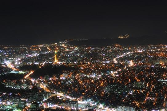アプ山展望台