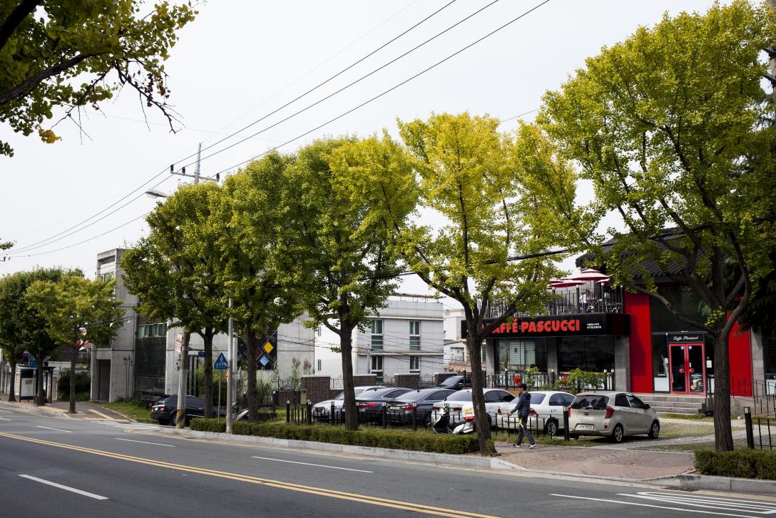 前山咖啡廳街
