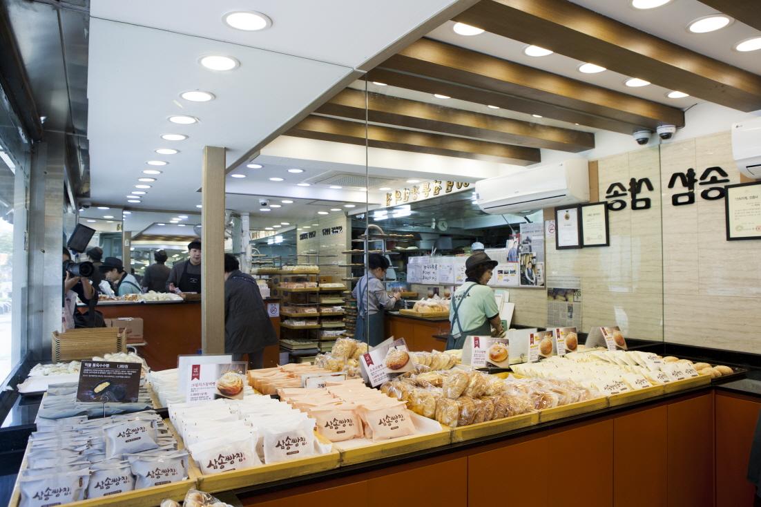 三松麵包店