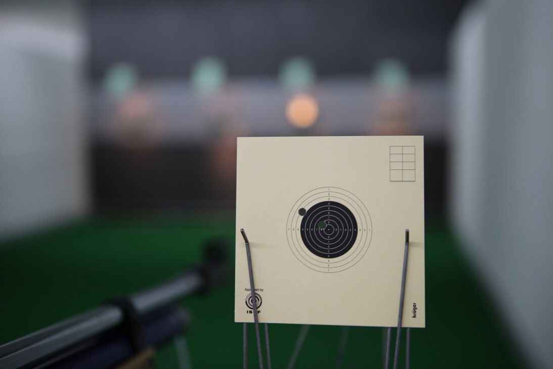 Shooting Experience and Daegu Shooting Range