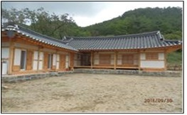 Hwajeon Gotak(a traditional house)