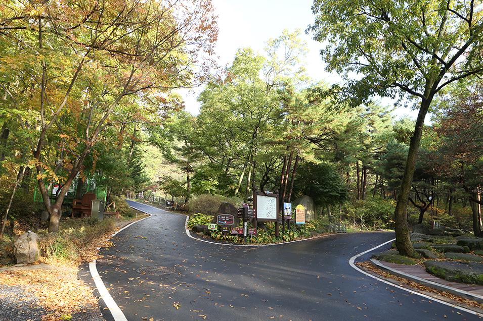 琵瑟山郡立公園