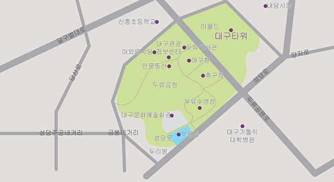 大邱タワー(83タワー)